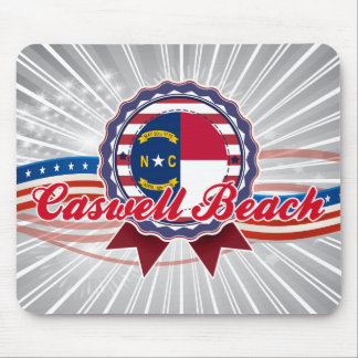 Caswell Beach, NC Mouse Pad