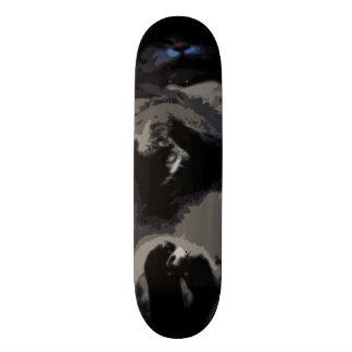 Cat 2 21.3 cm mini skateboard deck