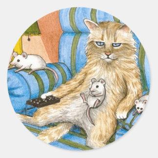 cat 361 Sticker