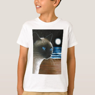 Cat 396 Siamese T-Shirt