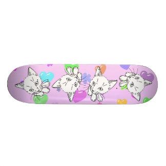 Cat-3 スケートボードデッキ