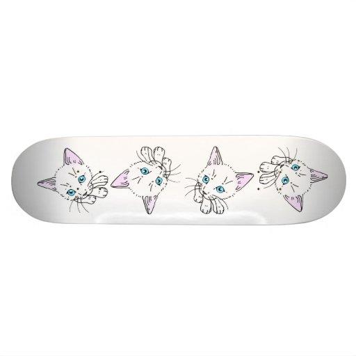 Cat-3 Custom Skateboard