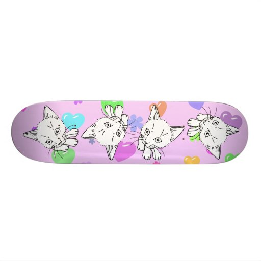 Cat-3 Skate Decks