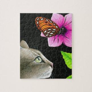 Cat 410 jigsaw puzzle