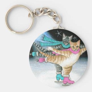 cat 437 keychain