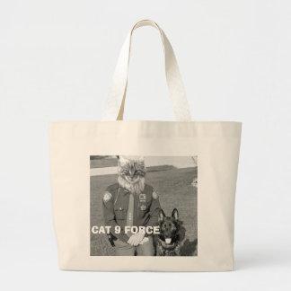 CAT 9 FORCE JUMBO TOTE BAG