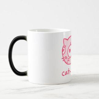 Cat-a-ccino Morphing Mug