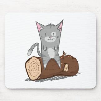 Cat a log - Mouse Mat