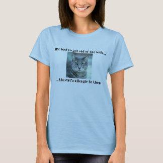 cat allergic T-Shirt