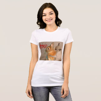 Cat and Bunny T-Shirt