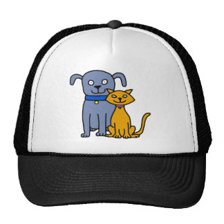 Cat and Dog Hats