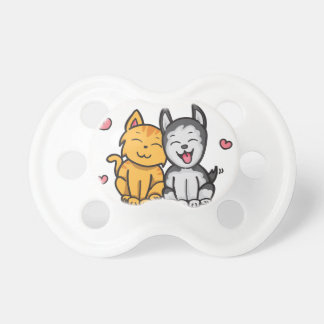 Cat and Dog Love Dummy