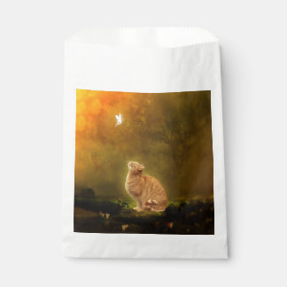 Cat and Fairy Favour Bags