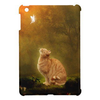 Cat And Fairy iPad Mini Case