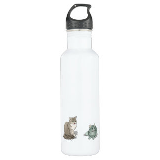 Cat and Kitten Selection 710 Ml Water Bottle