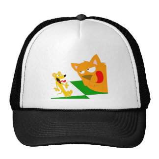 cat and mouse cap