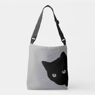 Cat and Mouse Fashion Crossbody Tote