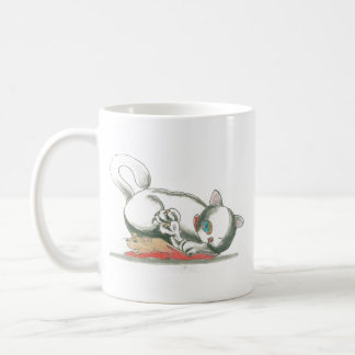 Cat and Mouse TOWT Mascot Mug
