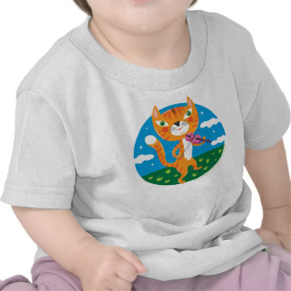 """Cat and the Fiddle"" Shirt"