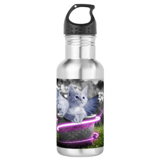 Cat Angel 532 Ml Water Bottle