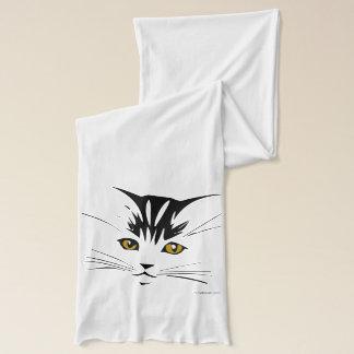 Cat Art Design Scarf