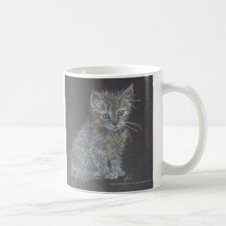 Cat Art Mug - Penny