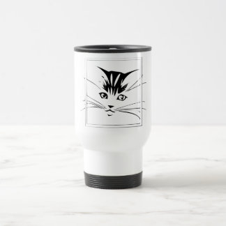 cat arts designs coffee mug