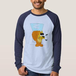 Cat Ate Bird T-shirts