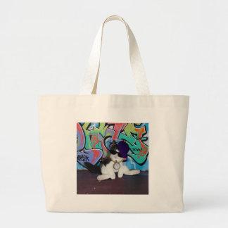 Cat Attitude.......Cat-itude! Tote Bags