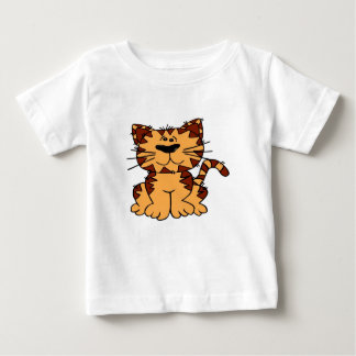 Cat Baby Cartoon tee