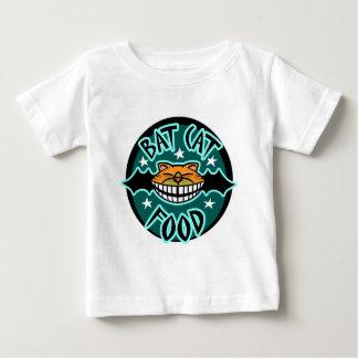 Cat Bat Food Baby T-Shirt