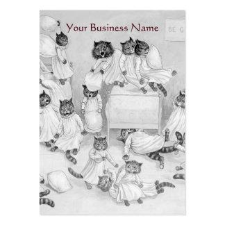 Cat Boarding - Veterinarian - Business Card