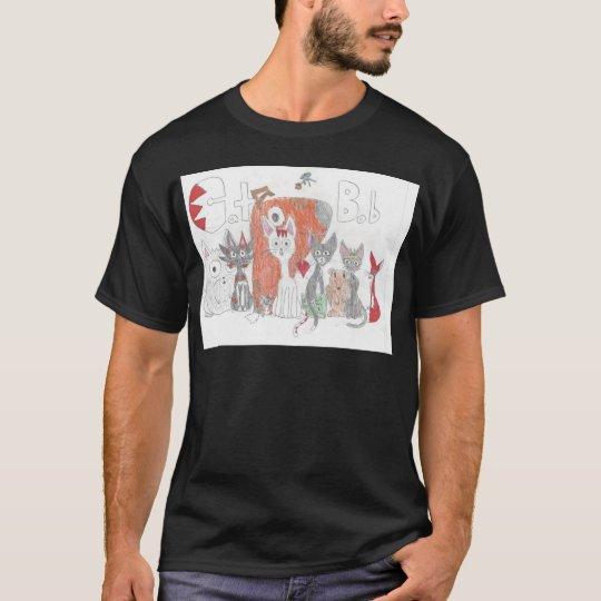 Cat Bob Tee.jpg T-Shirt