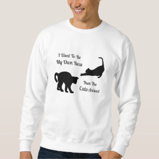 Cat Boss Sweatshirt