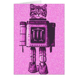 Cat Bot 3000 Card