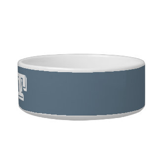 Cat Bowl by Janz Medium in Slate Gray