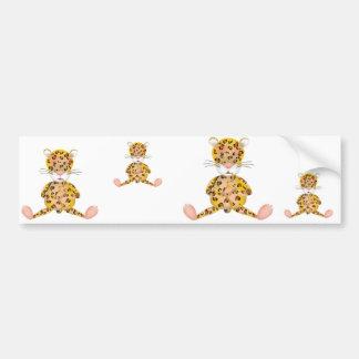 Cat Bumper Sticker