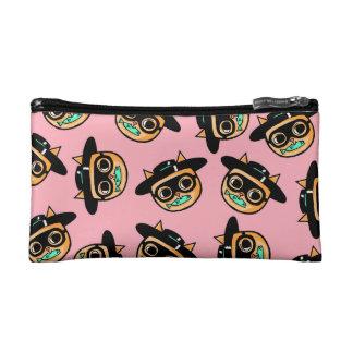 Cat Burglar Pattern Cosmetic Bags