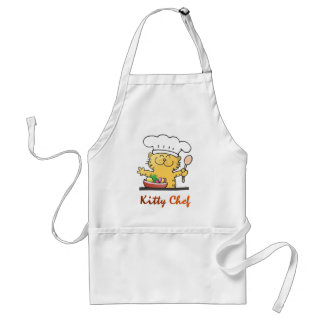 Cat can cook standard apron