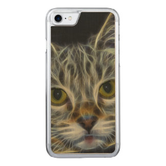 Cat Carved iPhone 8/7 Case