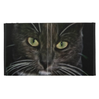 Cat iPad Folio Cover