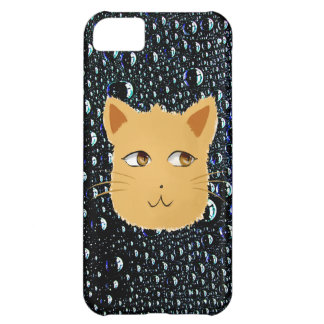 Cat Case iPhone 5C Cases