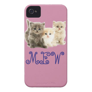 Cat Case Mate Iphone 4 Barely There Universal case