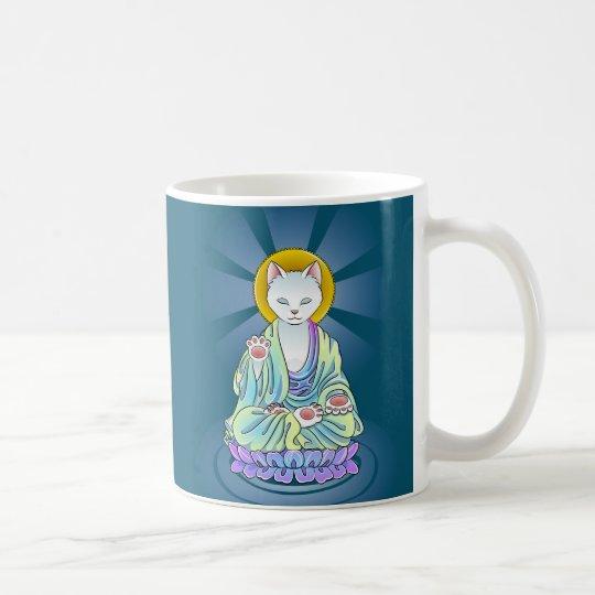 Cat Chat DON'T BOTHER ME! mug BlissAndKittens
