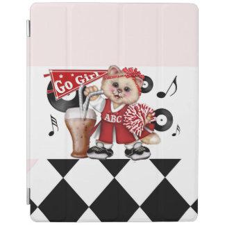 CAT CHEERLEADER CUTE iPad 2/3/4 Smart Cover iPad Cover