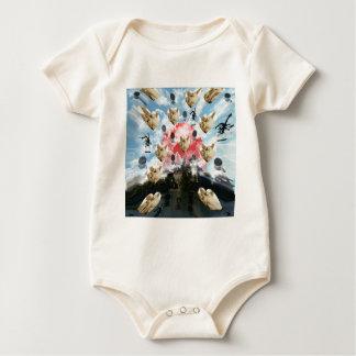 Cat coffee Imabari compilation 4 Baby Bodysuit