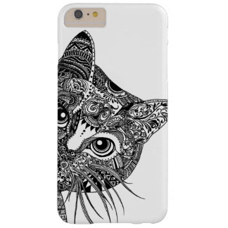 Cat commands it barely there iPhone 6 plus case