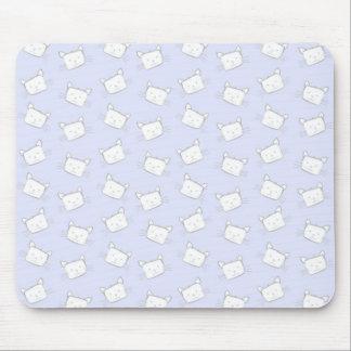 Cat crowd - mouse mat
