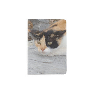 Cat Custom Passport Holder