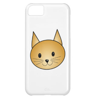 Cat. Cute ginger kitty. iPhone 5C Case